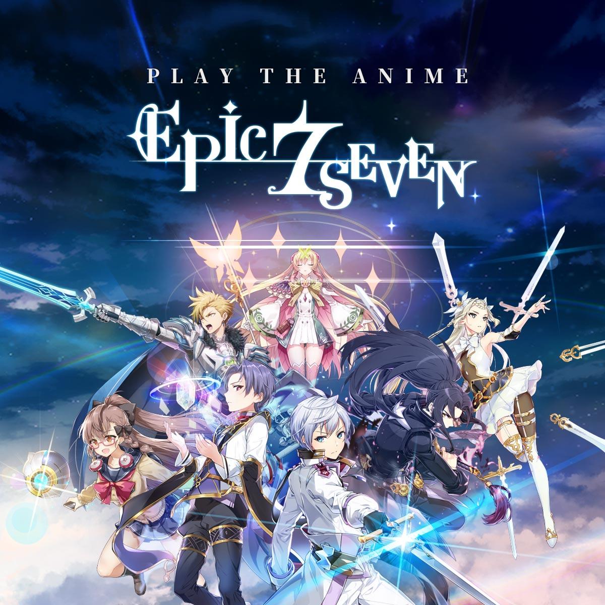 Resultado de imagen para Epic Seven