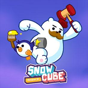 SnowCube : 3D Nonogr